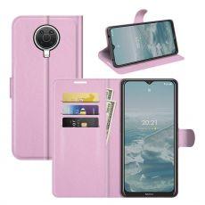 LN Flip Wallet Nokia G10/G20 pink
