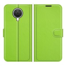 LN Flip Wallet Nokia G10/G20 green