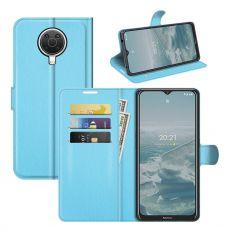LN Flip Wallet Nokia G10/G20 blue