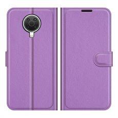 LN Flip Wallet Nokia G10/G20 purple