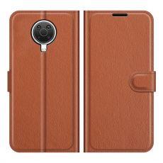 LN Flip Wallet Nokia G10/G20 brown