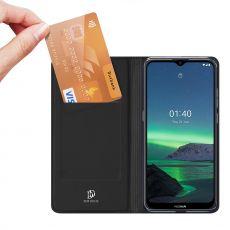 Dux Ducis Business-kotelo Nokia 1.4 black