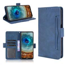 LN 5card Flip Wallet Nokia X10/X20 blue