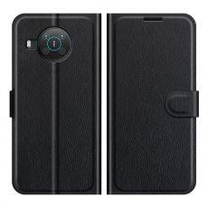 LN Flip Wallet Nokia X10/X20 black