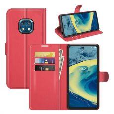 LN Flip Wallet Nokia XR20 red