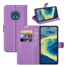 LN Flip Wallet Nokia XR20 purple