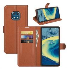 LN Flip Wallet Nokia XR20 brown