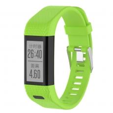 LN ranneke silikoni Vivosmart HR+ green
