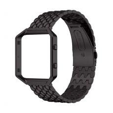 LN ranneke metalli Fitbit Blaze black
