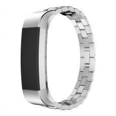 Luurinetti ranneke metalli Fitbit Alta HR silver