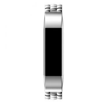 LN ranneke metalli Fitbit Alta HR silver