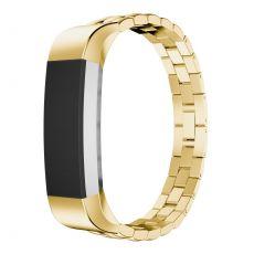 Luurinetti ranneke metalli Fitbit Alta HR gold