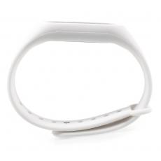 Xiaomi vaihtoranneke silikoni Mi Band 2 white