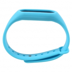 Xiaomi vaihtoranneke silikoni Mi Band 2 blue