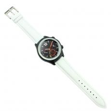 Luurinetti Huawei Watch 2 vaihtoranneke nahka white