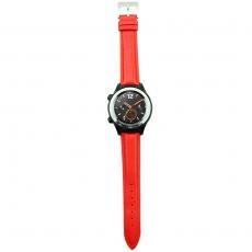 Luurinetti Huawei Watch 2 vaihtoranneke nahka red