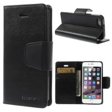 Goospery iPhone 5/5S/SE Sonata-kotelo black