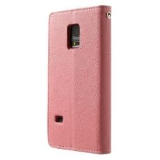 Luurinetti Galaxy S5 mini suojakotelo II pink/red