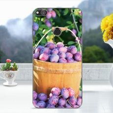 Luurinetti Honor 8 Lite TPU-suoja Food 6