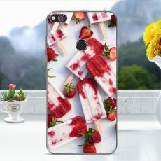 Luurinetti Honor 8 Lite TPU-suoja Food 12