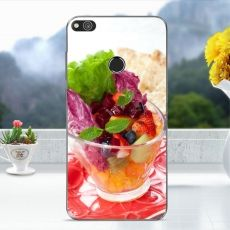 Luurinetti Honor 8 Lite TPU-suoja Food 14