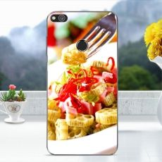 Luurinetti Honor 8 Lite TPU-suoja Food 16