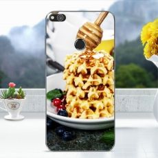 Luurinetti Honor 8 Lite TPU-suoja Food 17