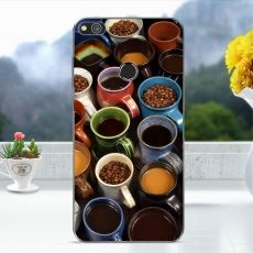 Luurinetti Honor 8 Lite TPU-suoja Food 21