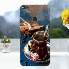 Luurinetti Honor 8 Lite TPU-suoja Food 22