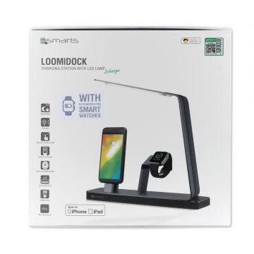 4smarts LoomiDock Apple puhelimet&kellot