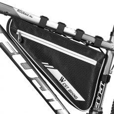West Biking Triangle Bag polkupyörään