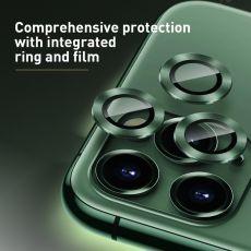 Baseus linssin suoja iPhone 11 Pro/Pro Max green