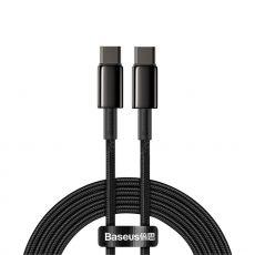 Baseus USB-C - USB-C -kaapeli 100W 2 m
