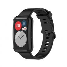 LN TPU-suoja Huawei Watch Fit black