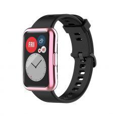 LN TPU-suoja Huawei Watch Fit pink