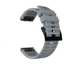 LN ranneke silikoni Fenix 5/5 Plus/935/945 grey