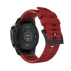 LN ranneke silikoni Fenix 5/5 Plus/935/945 red