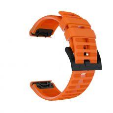 LN ranneke silikoni Fenix 5/5 Plus/935/945 orange