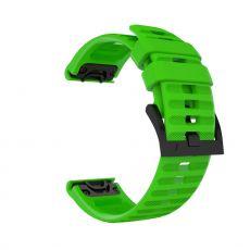 LN ranneke silikoni Fenix 5/5 Plus/935/945 green