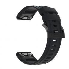 LN ranneke silikoni Fenix 5S/5S Plus black