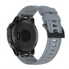 LN ranneke silikoni Fenix 5S/5S Plus grey