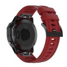 LN ranneke silikoni Fenix 5S/5S Plus red
