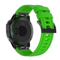 LN ranneke silikoni Fenix 5S/5S Plus green