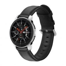 LN Gear S3/Watch 46mm ranneke nahka#2 black
