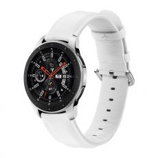 LN Gear S3/Watch 46mm ranneke nahka#2 white