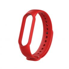 LN vaihtoranneke Xiaomi Mi Band 5 red