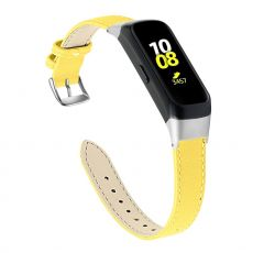 LN ranneke nahka Samsung Galaxy Fit yellow