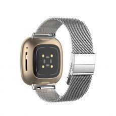 LN ranneke Milanese Fitbit Sense/Versa 3 silver