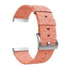 LN ranneke Canvas Fitbit Sense/Versa 3 orange