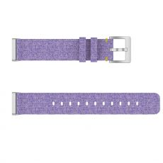 LN ranneke Canvas Fitbit Sense/Versa 3 purple